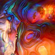 Magic Shell 2 Print by Rona Black