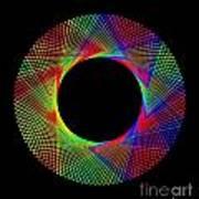 Magic Wheel 2 Art Print
