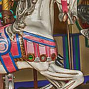 Magical Carrsoul Horse Art Print