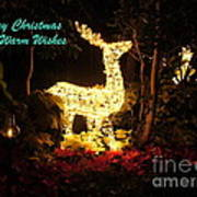 Magical Christmas Art Print