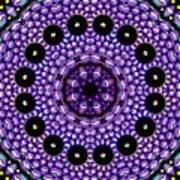Magnetic Twins Art Print