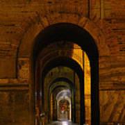 Magnificent Arches Art Print by Al Bourassa