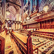 Magnificent Cathedral Art Print