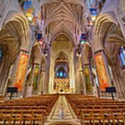 Magnificent Cathedral V Art Print