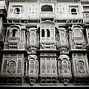 Ancient Jaisalmer Art Print