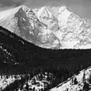 Magnificent Mountain Art Print