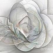 Magnolia Jazz Art Print