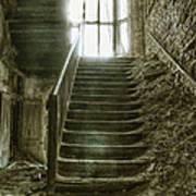 Main Staircase Art Print