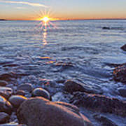 Mainly Water Print by Jon Glaser