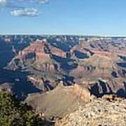 Majestic Grand Canyon Art Print