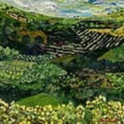 Majestic Valley Art Print