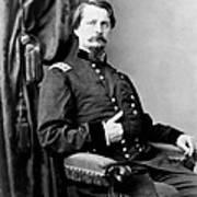 Major General Winfield Hancock Art Print