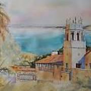 Malaga Cove Art Print