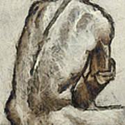Male Torzo Art Print