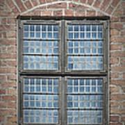 Malmohus Window Art Print