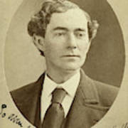 Man, 1874 Art Print