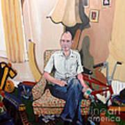 Man At 50... Art Print