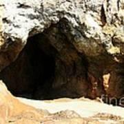 Shell Beach Man Cave Art Print