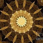 Mandala 014-1 Art Print