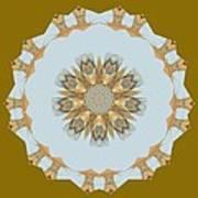 Mandala 014-8 Art Print