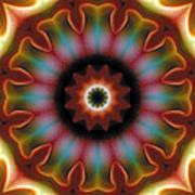 Mandala 101 Art Print