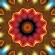 Mandala 103 Art Print