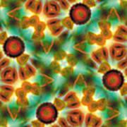 Mandala 131 Art Print