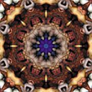Mandala 18 Art Print