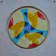 Mandala 4 Ready To Hang Art Print