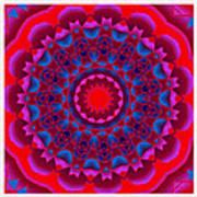 Mandala Dawn Art Print