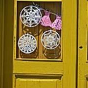 Mandalas Door Art Print