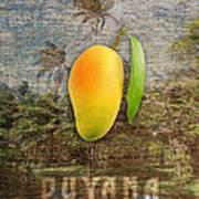 Mango Season Art Print