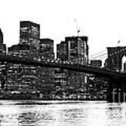 Manhattan 1 Art Print