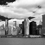 Manhattan 10450 Art Print