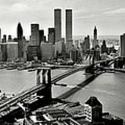 Manhattan 1978 Art Print