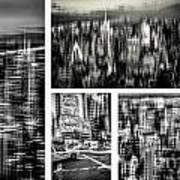 Manhattan Collection II Art Print