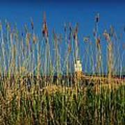 Manitowoc Breakwater Lighthouse Manitowoc Wi Art Print