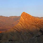 Manly Peak Death Valley Art Print
