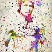 Manny Pacquiao Art Print by Aged Pixel