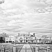 Mansion Rye New Hampshire Open Edition Art Print