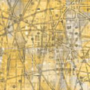 Map Of Secrets  Art Print