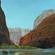 Marble Canyon Art Print