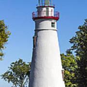 Marblehead Lighthouse Art Print