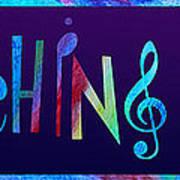Marching Band Art Print