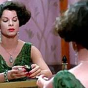 Marcia Gay Harden as Verna Bernbaum in the film Miller s Crossing by Joel and Ethan Coen Art Print