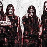 Marduk Art Print