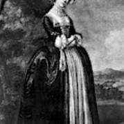 Margaret Woffington (c1714-1760) Art Print