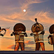 Mariachi Band Art Print