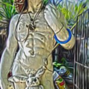 Mariachi Michelagelo - 04 Art Print