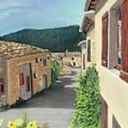 Marignac-en-diois Art Print